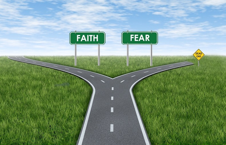 Can Faith & Fear Coexist? Update!